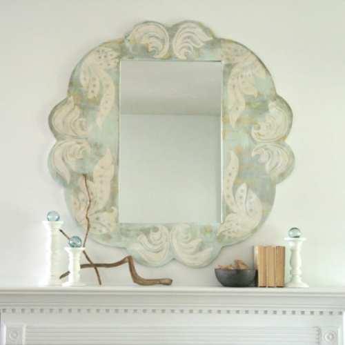 build a frame for a mirror