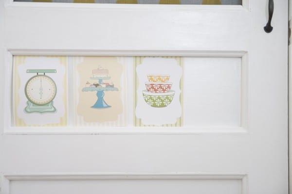 kitchen printables