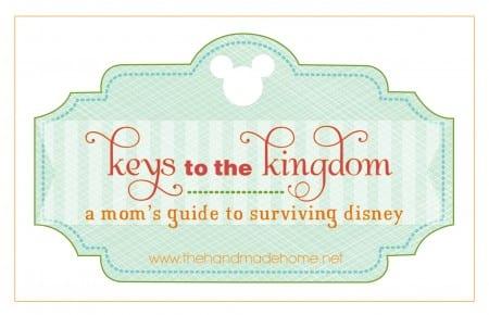 keys to the kingdom : epcot