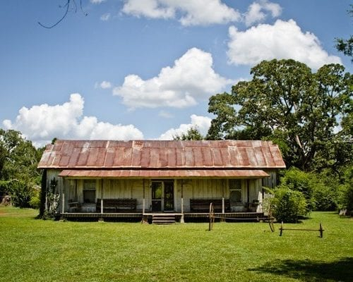 southern comfort : the big house