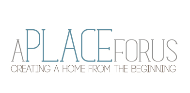 home tour : a place for us