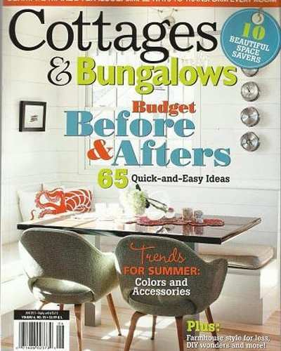 cottages and bungalows : june 2012