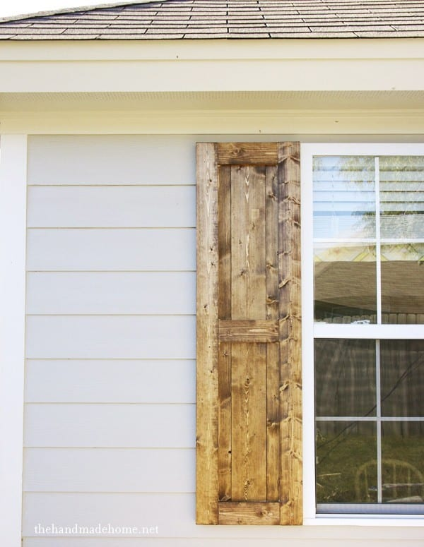 How To Build Shutters An Easy Diy Project For Great Curb Appeal