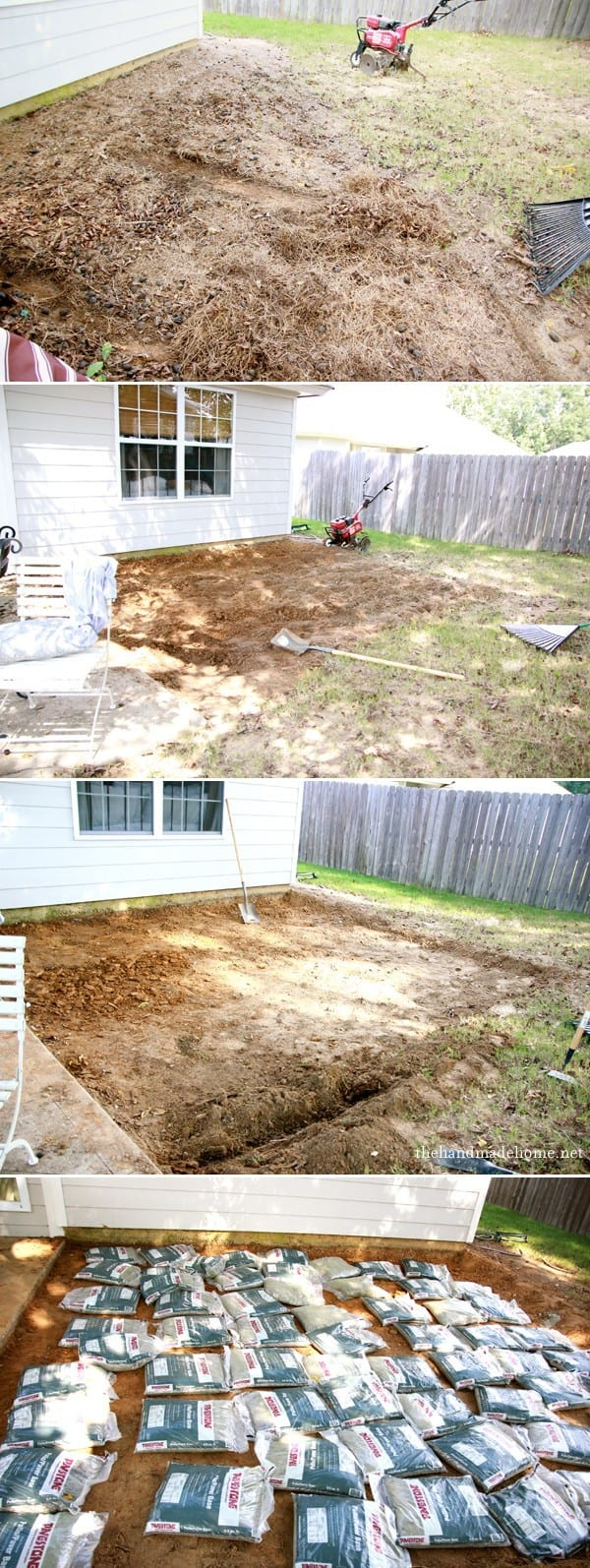 Installing A Patio With Pavers