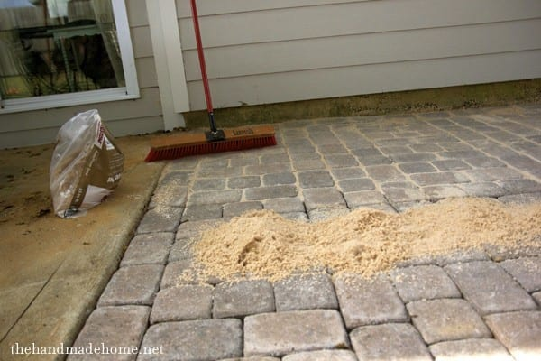 How To Install Patio Pavers And A Fire Pit An Easy