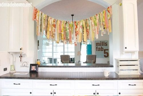 five no-sew ideas for the home