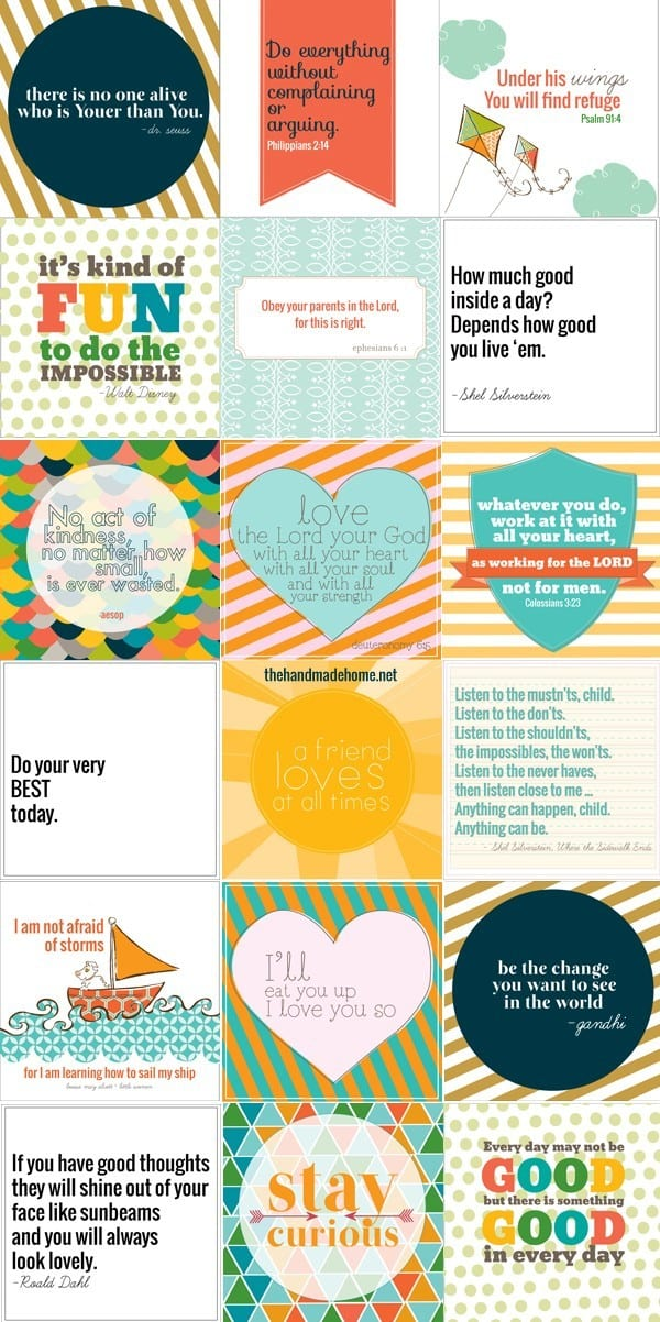positive_printables