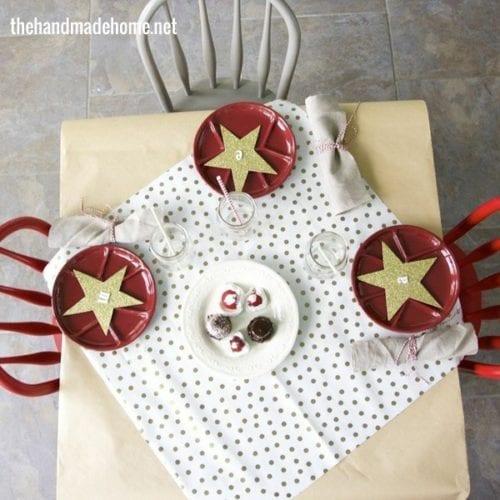 kids christmas: simple fondue fun