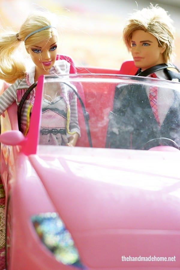 barbie_crusin