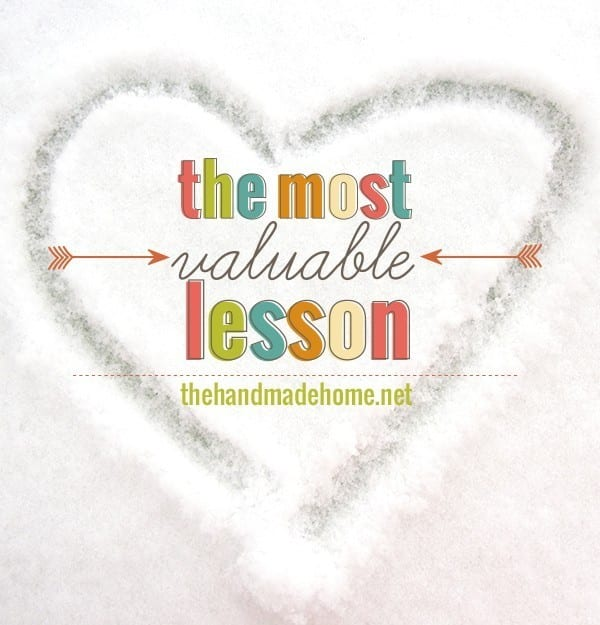 the_most_valuable_lesson