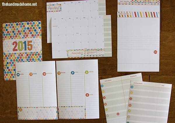 free_A5_planner_printables