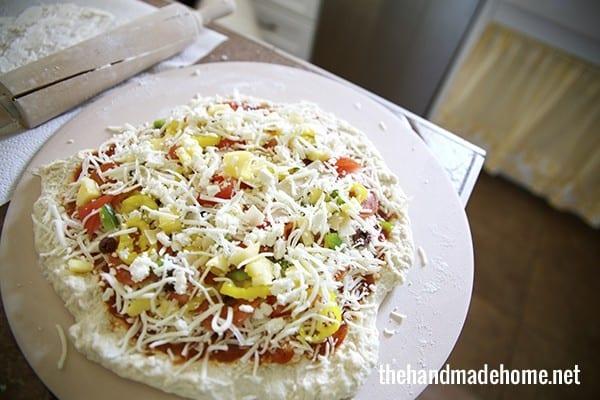 pizza_homemade