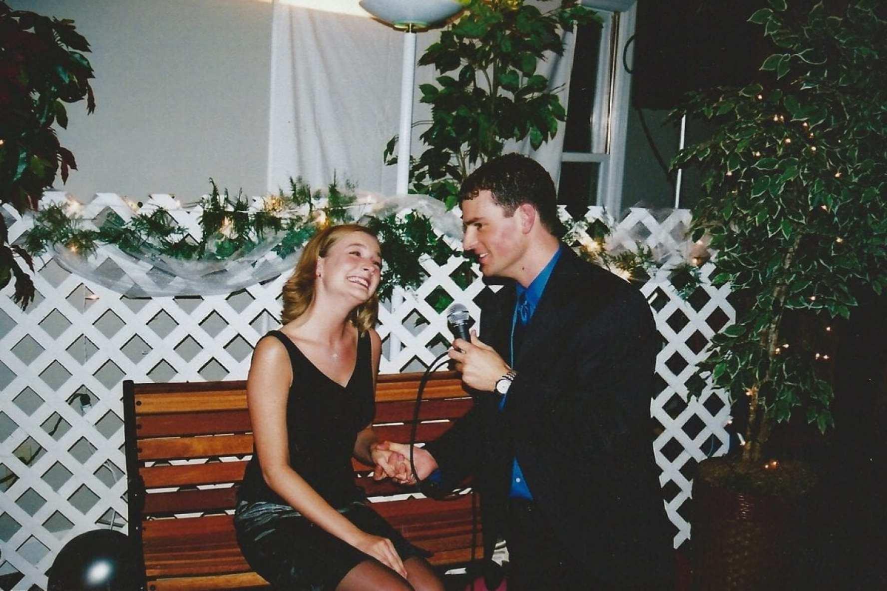 fake propose