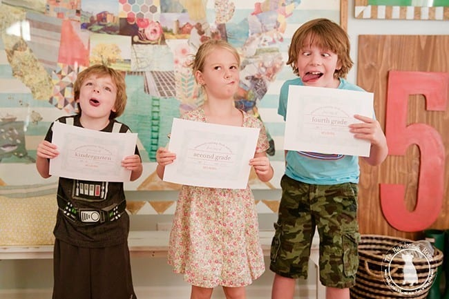 first_day_of_school_silly_faces