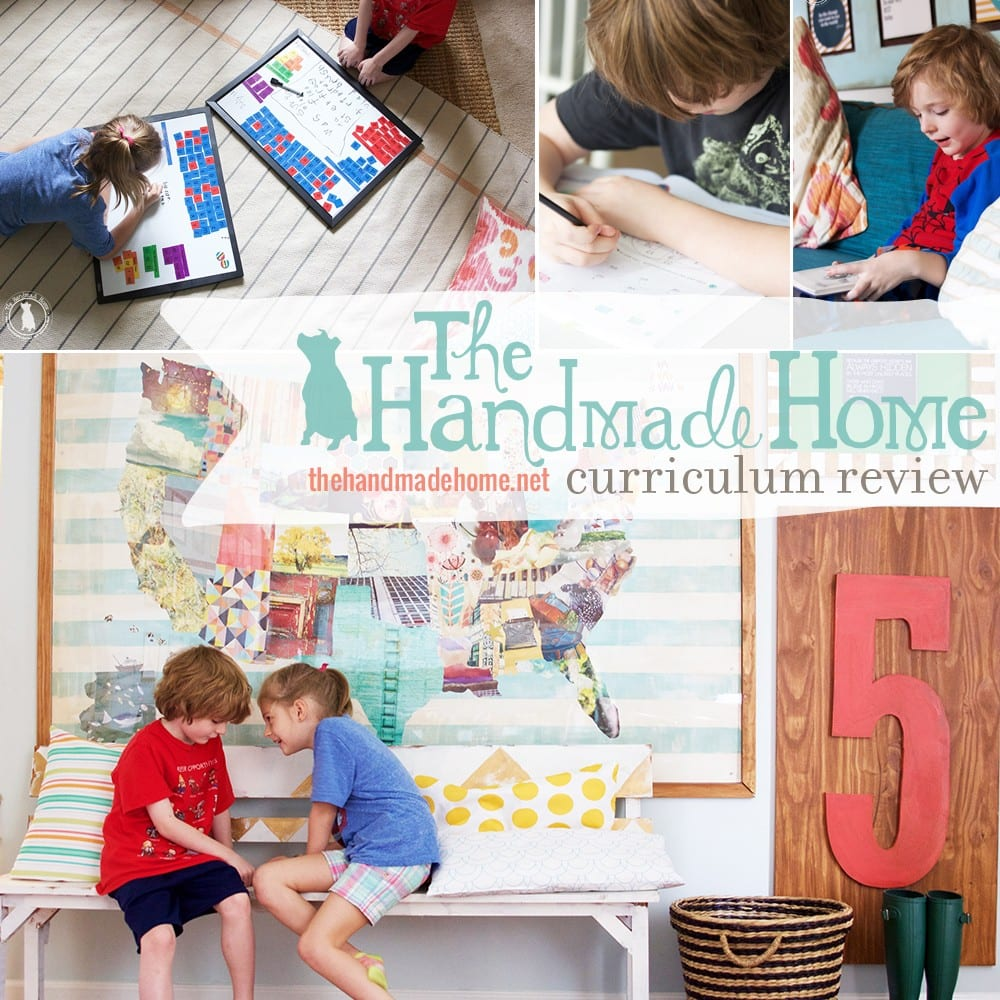 the_handmade_home_curriculum_review