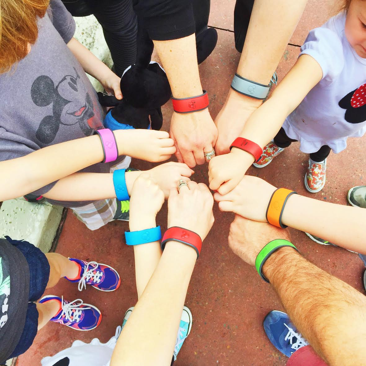 Disney Tips - magic bands