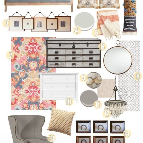now and later: master bedroom ideas