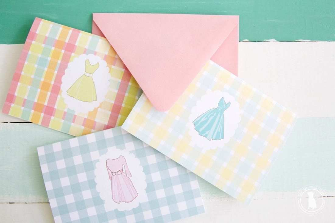 plaid_stationery
