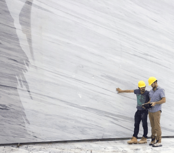 White_Cherokee_Marble_Quarry_Polycor