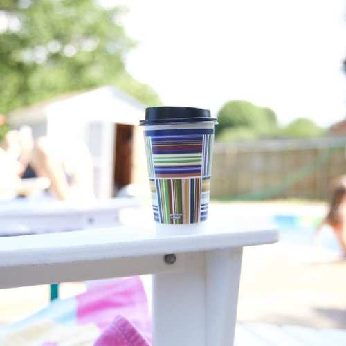 iced coffee recipe with Comfort Cup® by Chinet®