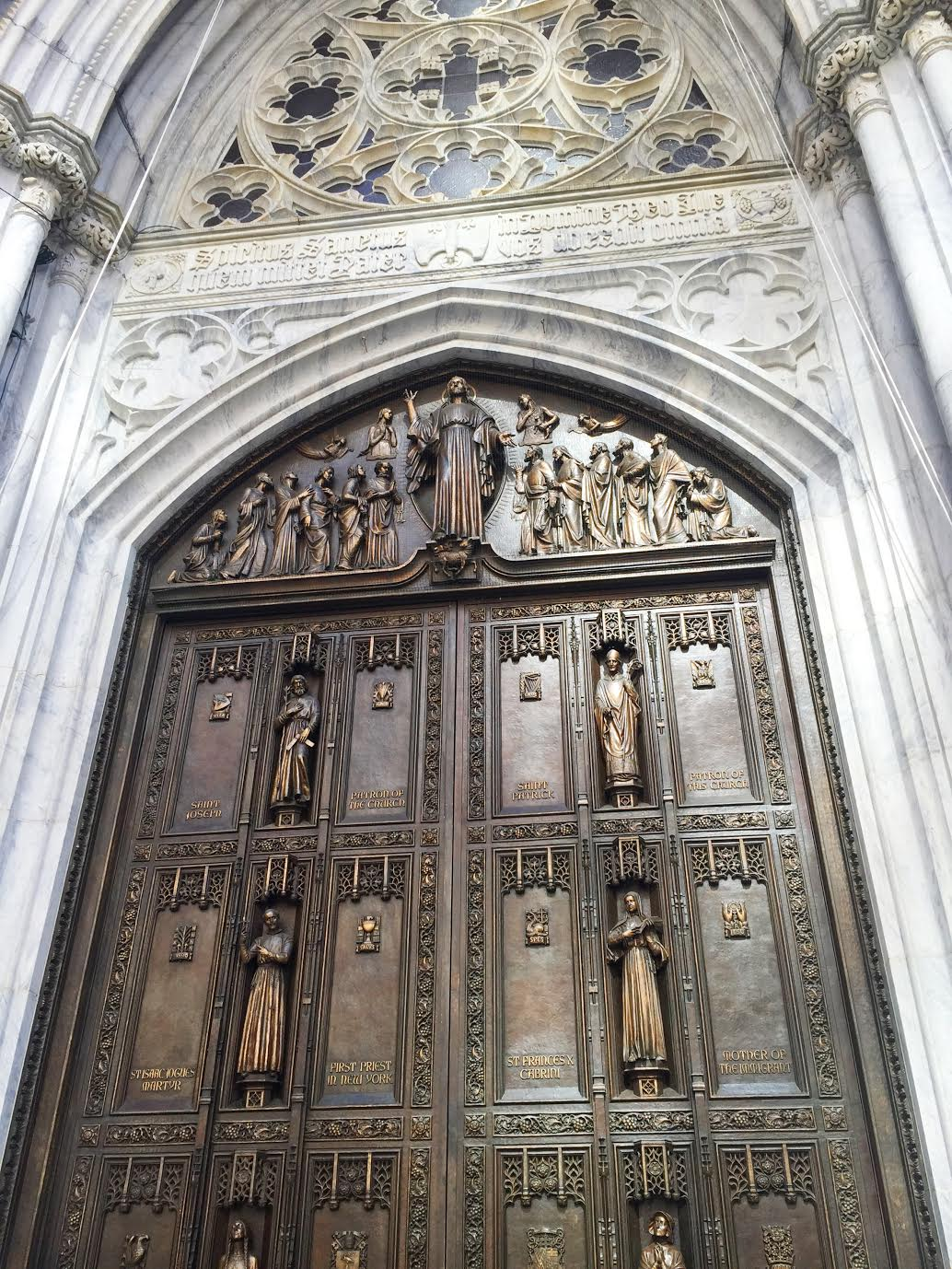 Things to see in New York City - st patricks