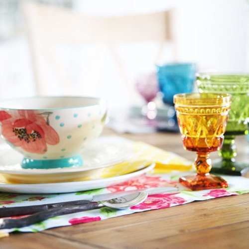 tips and tricks for an easy spring tablescape