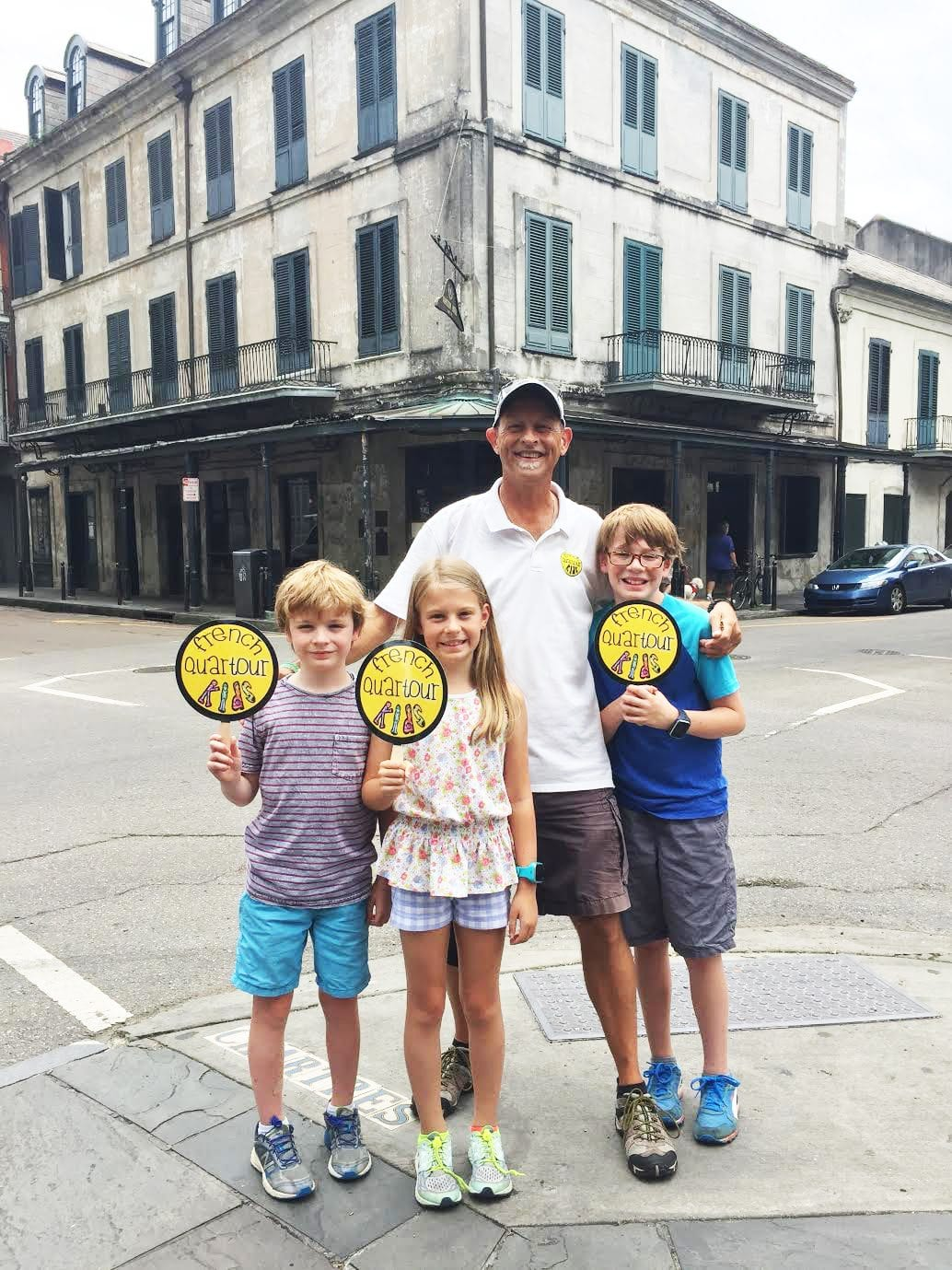 what to do in new orleans - french quarter tour