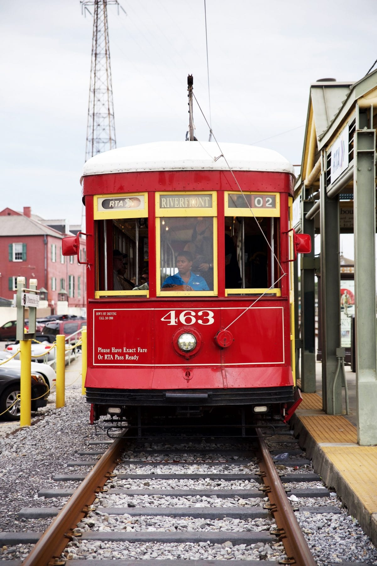what to do in new orleans - trolly