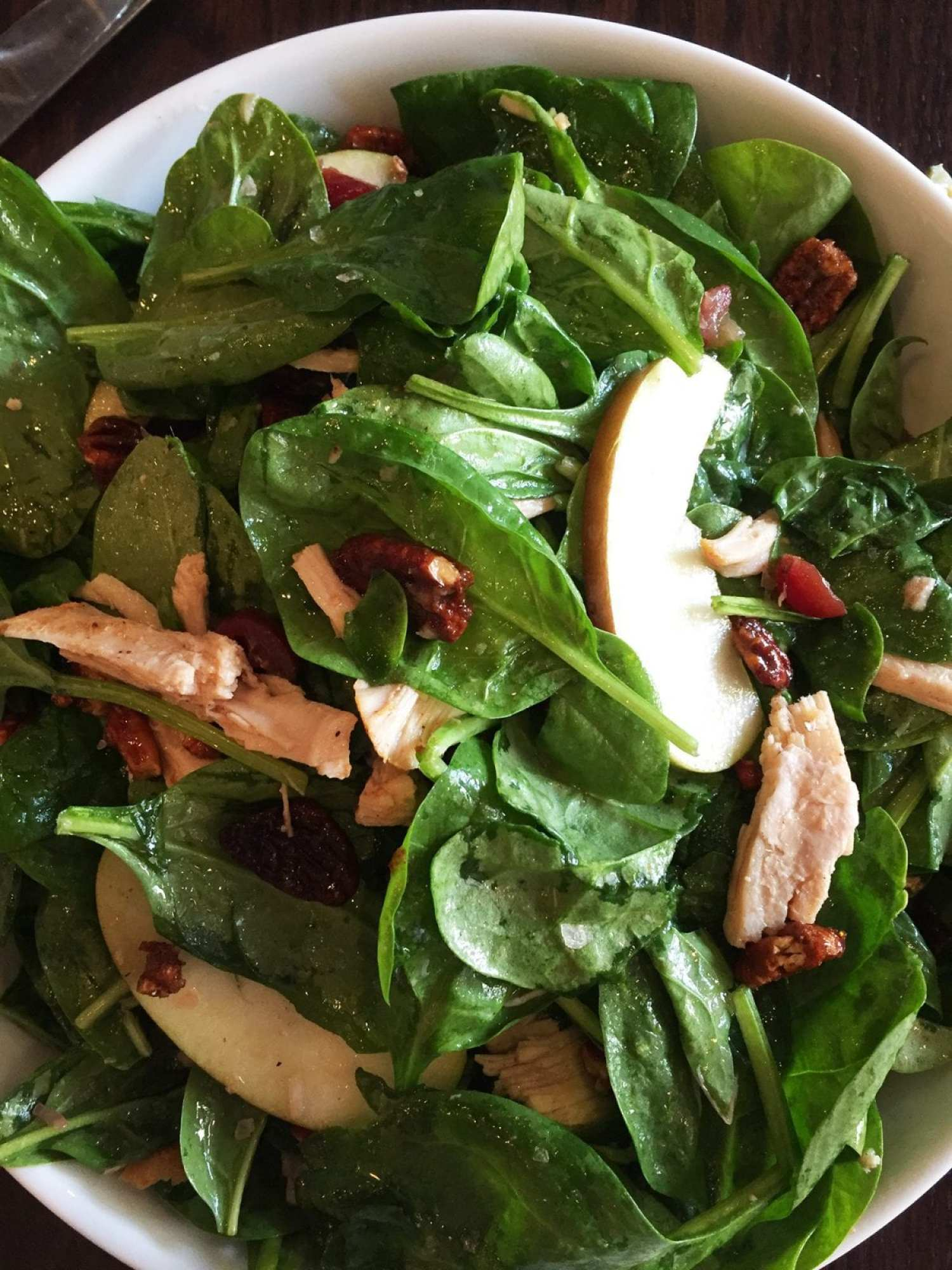 Places to eat in New Orleans - healthy