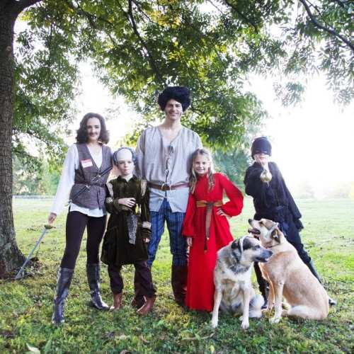 fun halloween costume ideas for families