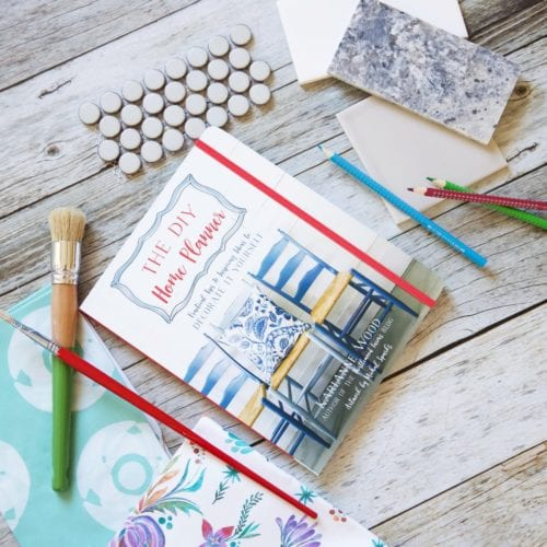 the diy home book {+ a giveaway!}