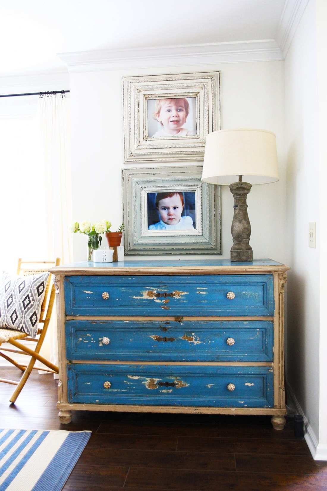 10 foolproof decorating tips - accent pieces