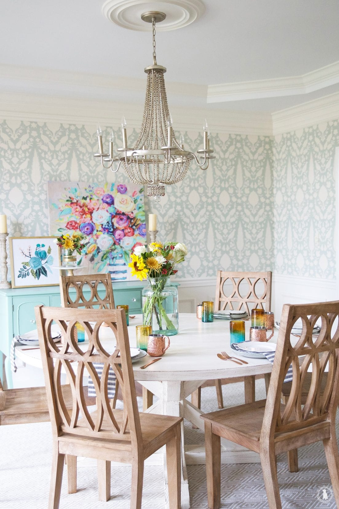color in the home