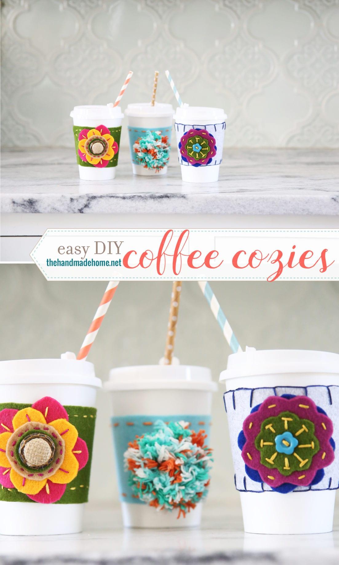 coffee cozies
