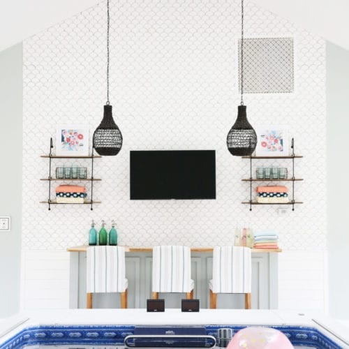 hang a tv on a tile wall – a how to
