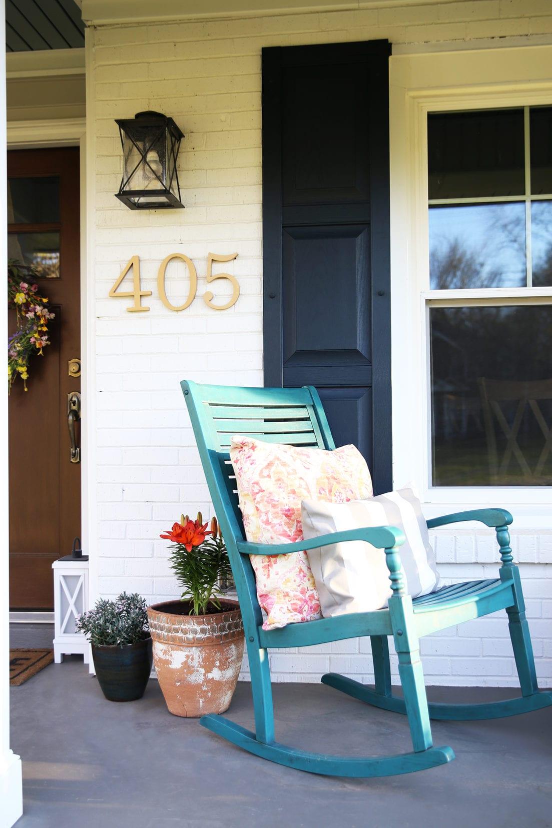 curb appeal porch