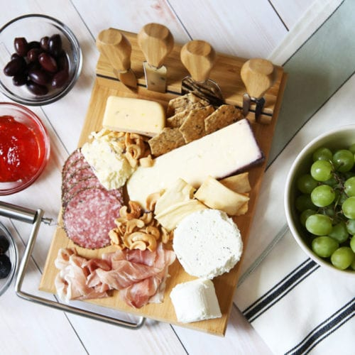 the best charcuterie board combos