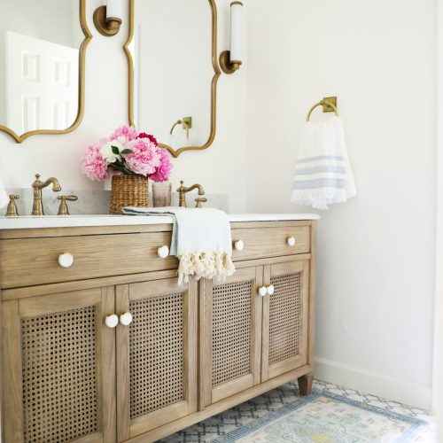 shared bathroom space