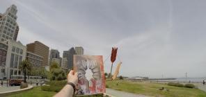Kaden Kratzer, Cupid's Arrow, Sand Francisco, CA, USA. www.kadenca.tumblr.com