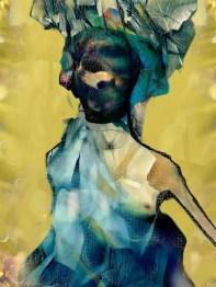 Bobbi McMurry (Phoenix, AZ) Hidden On The Outside Archival pigment print
