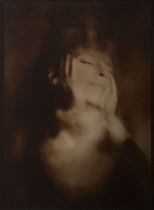 "Henrieke Strecker (Berlin, Germany), ""This Flood / Your Tenderness / Drowning joy"", Albumen print from a pinhole photograph"