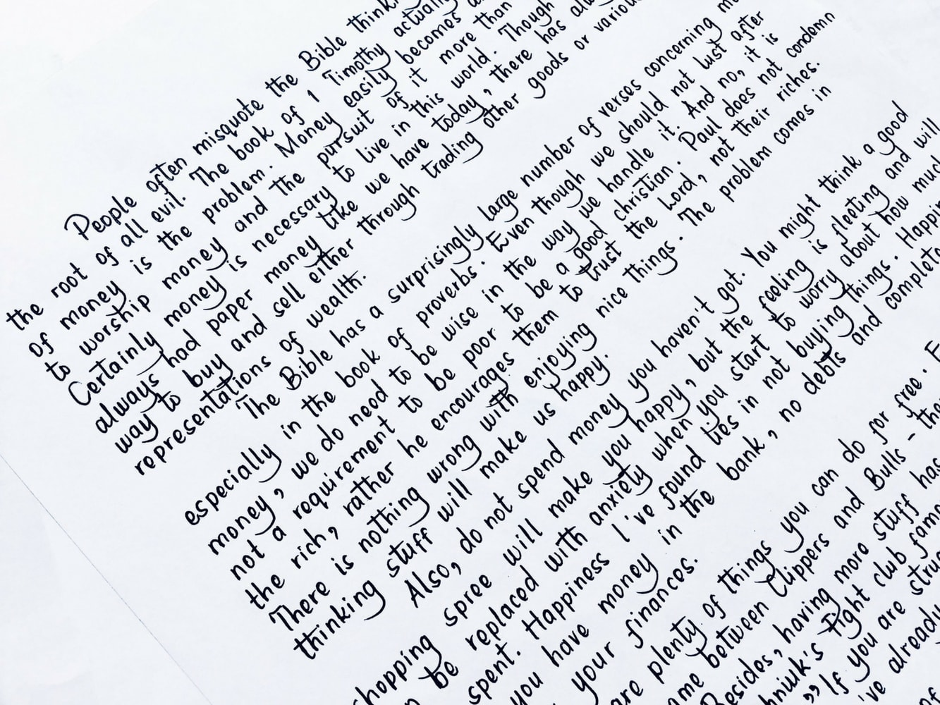 How You Can Improve Your Handwriting For The Better