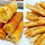 traditional egg roll (lumpiang shanghai)