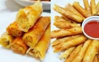 traditional egg roll (lumpiang shanghai)
