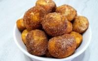 Soft Cinnamon Sugar Pretzel Bites