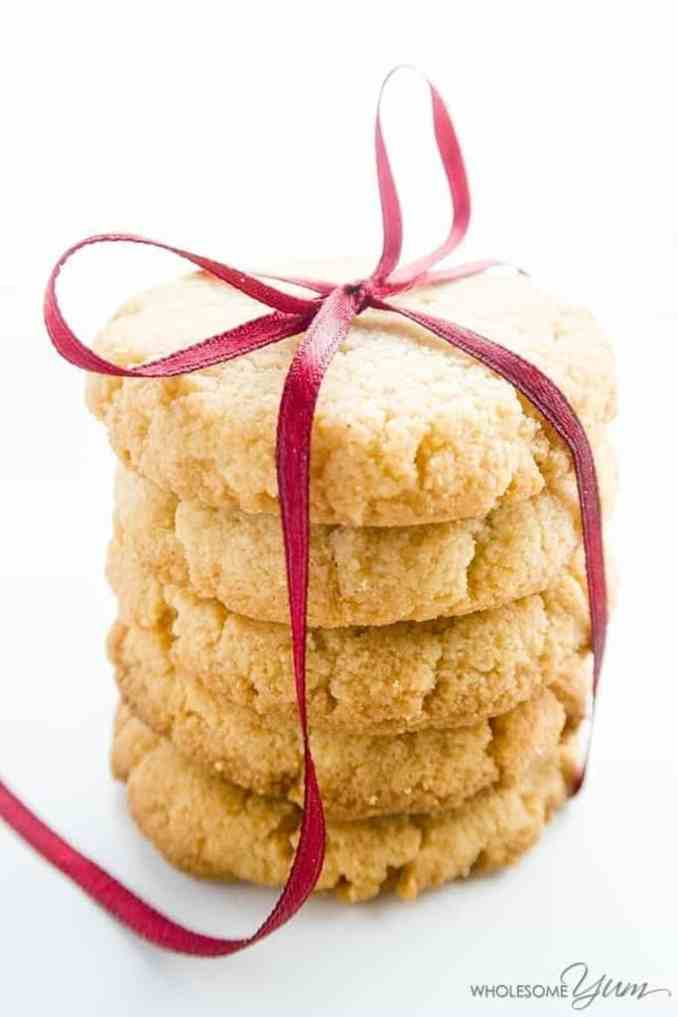 3. wholesomeyum_gluten-free-shortbread-cookies-low-carb-sugar-free-min