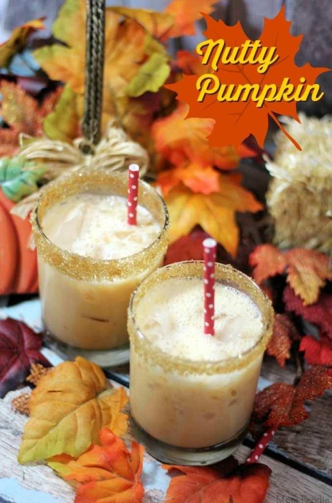 nutty pumpkin