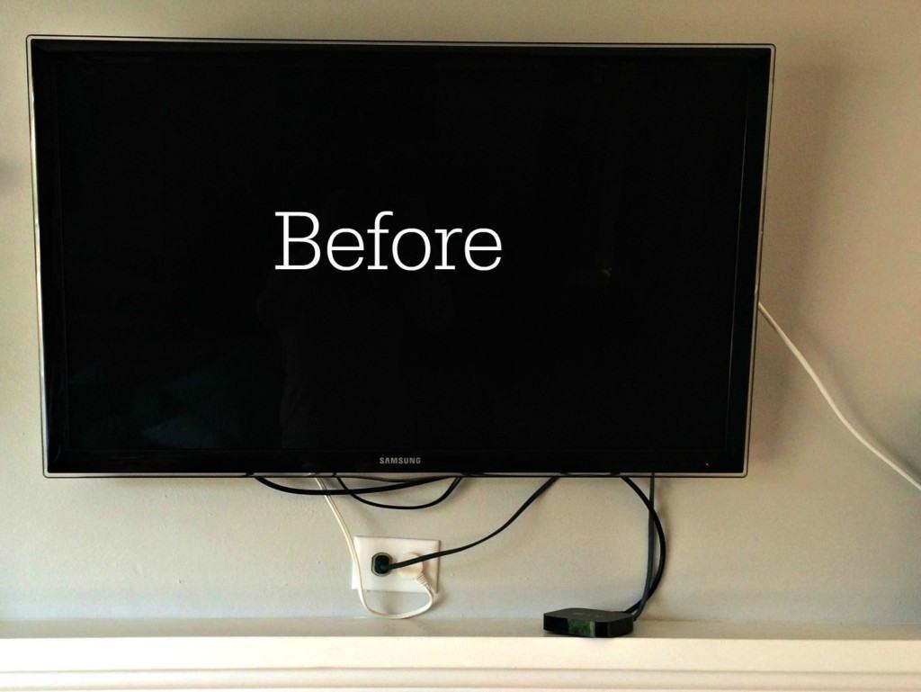 Tvs Wall Mount Tv Hide Cords Wiring