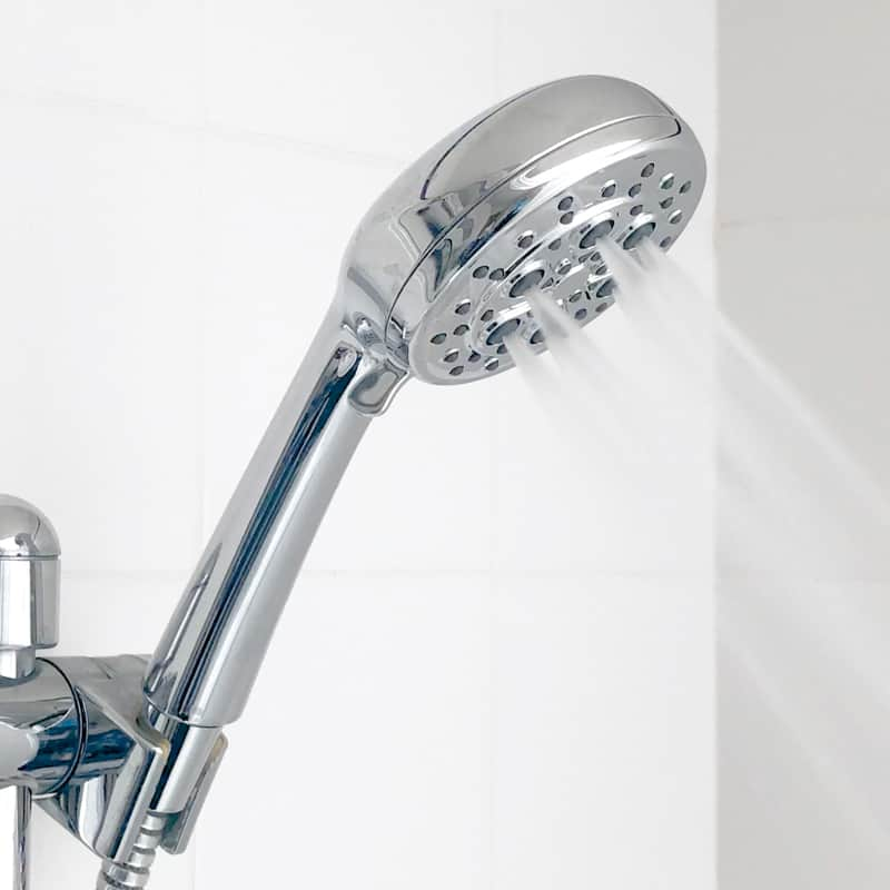 how to replace a handheld shower head
