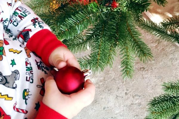 Toddler Proof Christmas Ornaments